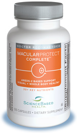 MacularProtect Complete-S - AREDS2 Compliant