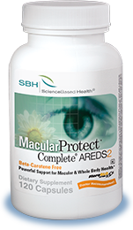 MacularProtect Complete® AREDS2