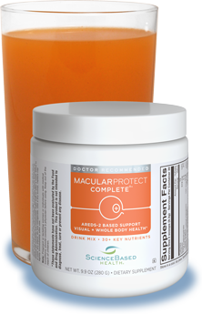 "MacularProtect Complete® AREDS2<br /><font size=""3""><i>Drink Mix</i></font>"